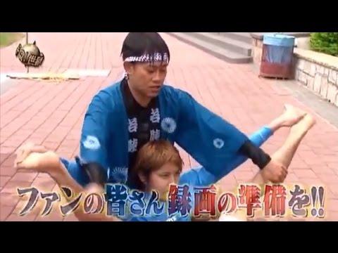 【大爆笑!イッテQ因縁の対決!】手越と宮川のスプラッシュ祭り対決!!