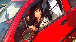 女性ドライバーどこまでも馬鹿すぎる。最後は泣いてしまう。