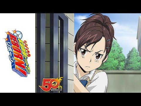 【公式】家庭教師ヒットマンREBORN! 第4話 「はひ!乙女心はデストロイ!」