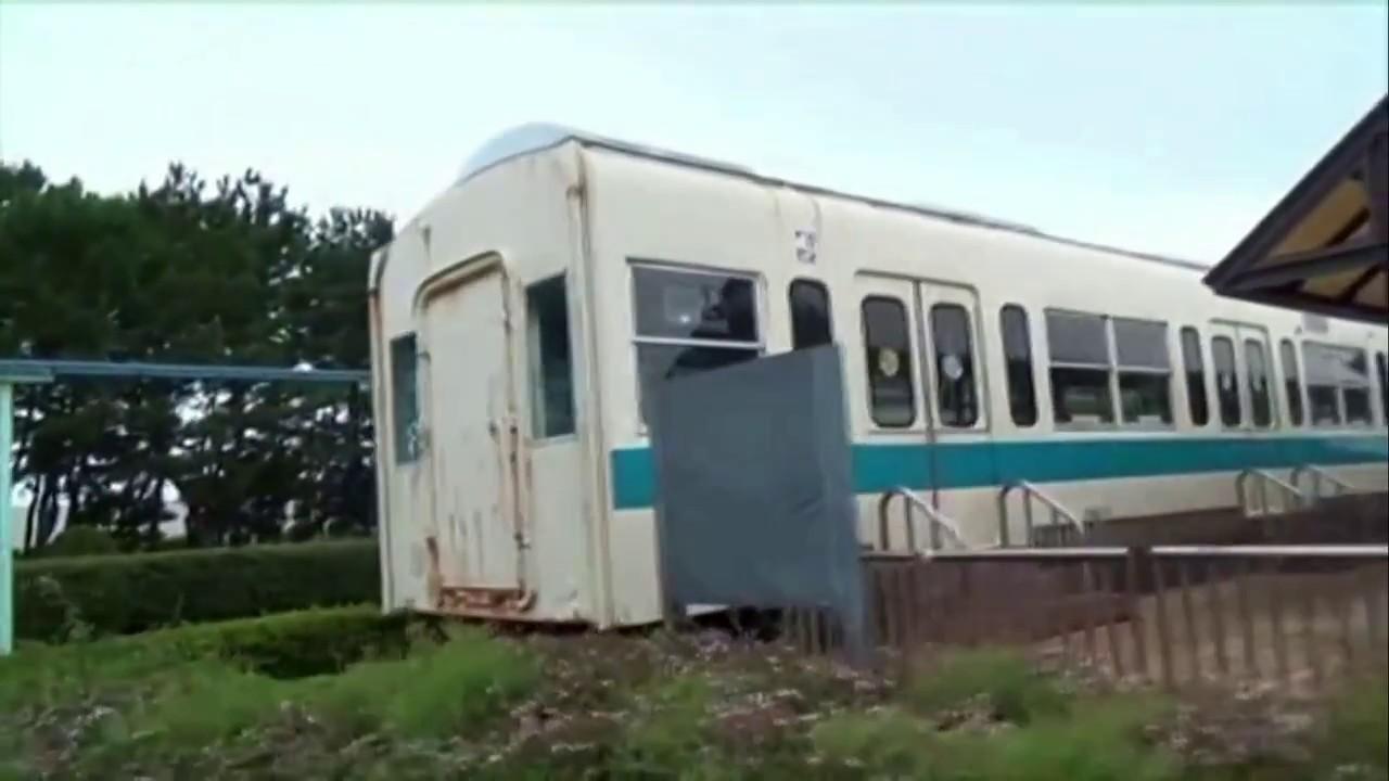 【心霊映像】展示列車