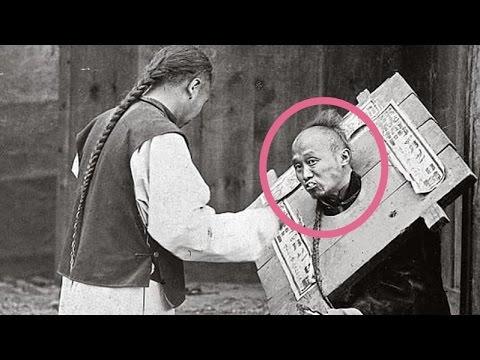 閲覧注意 19世紀の中国で行われていた処刑写真~衝撃