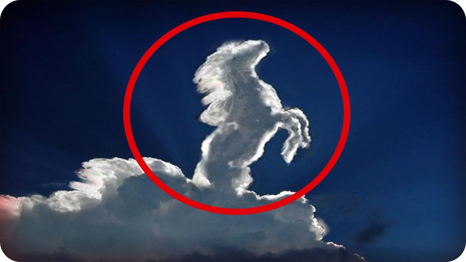 世界で雲の一番恐ろしく信じられない画像!