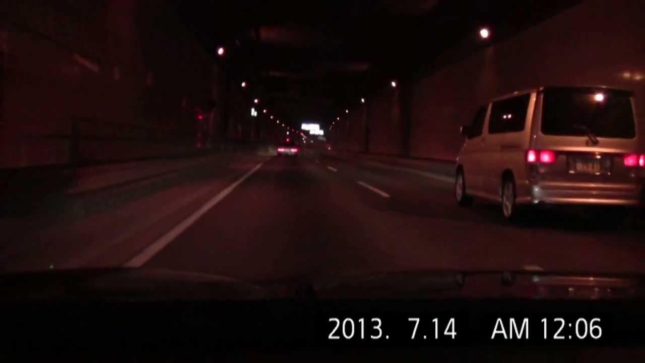 【警察】セドリックの覆面パトカーを無理矢理ぶち抜いて検挙される残念な車