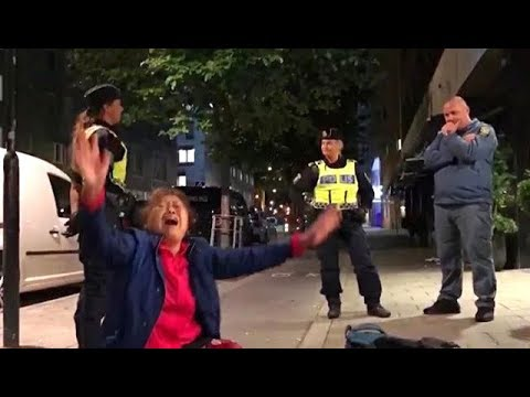 スウェーデンで騒ぎを起こした「駄々っ子」中国人観光客 ネットユーザー「恥知らずな赤ん坊」