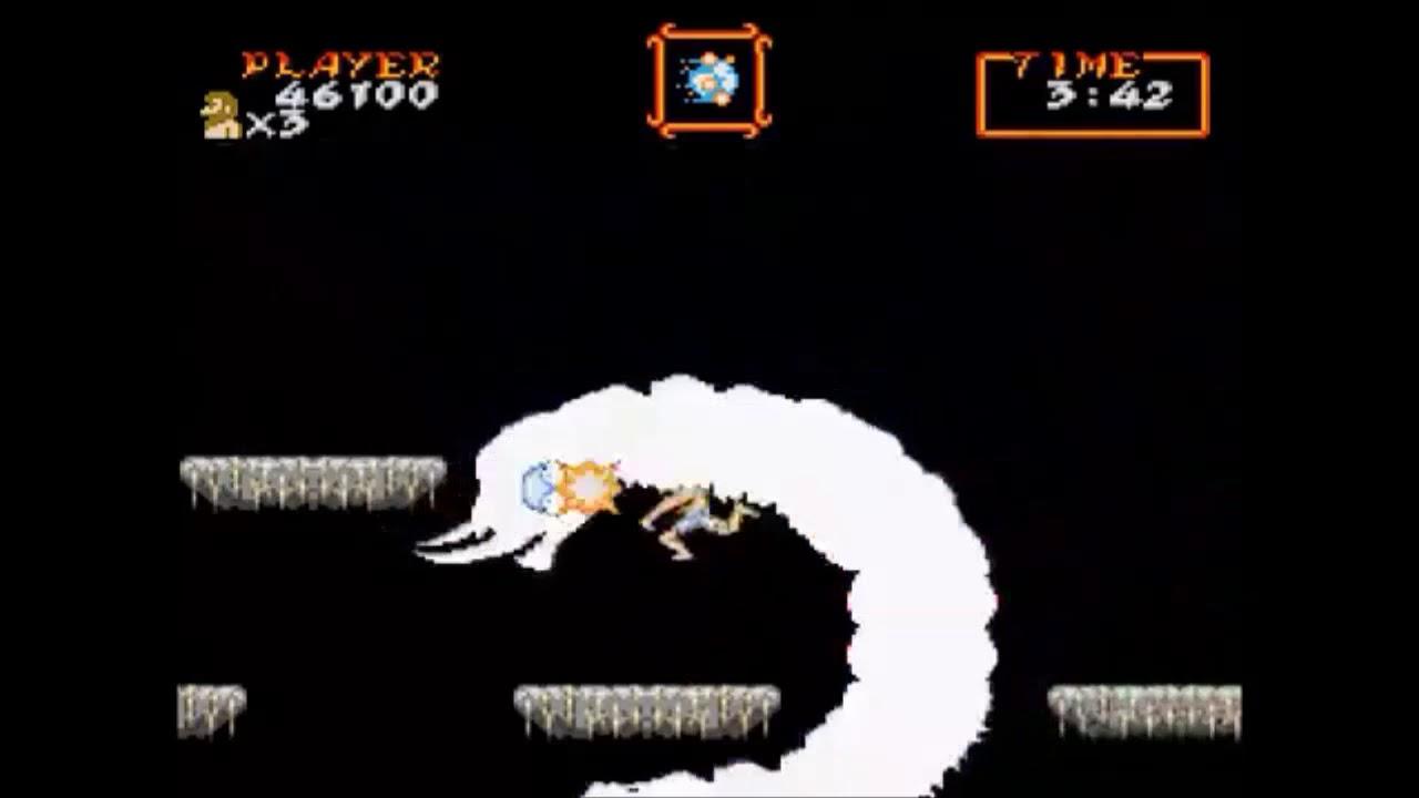【ゲーム動画】TAS 神業「超魔界村」驚愕のテクニックに唖然・・・