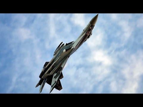 東アジア最強の航空自衛隊F-35 ステルス戦闘機 VS  中国 Su-35戦闘機 F-35はSu-35に勝てない?