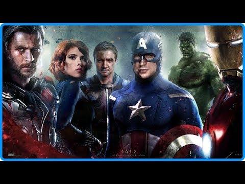 『アベンジャーズ』戦闘シーン, 面白い瞬間 | Marvel 映画 | アイアンマン, ソー, キャプテン・アメリカ