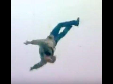 【スタント 事故瞬間映像集】『死亡』世界が震えた悲惨過ぎる死!【飛び降りスタント等】