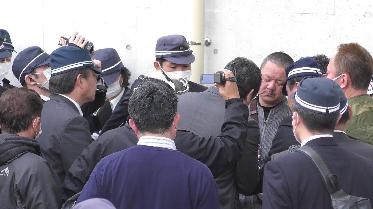 【速報!!】連帯ユニオン関西生コン支部に再び強制捜査(1)