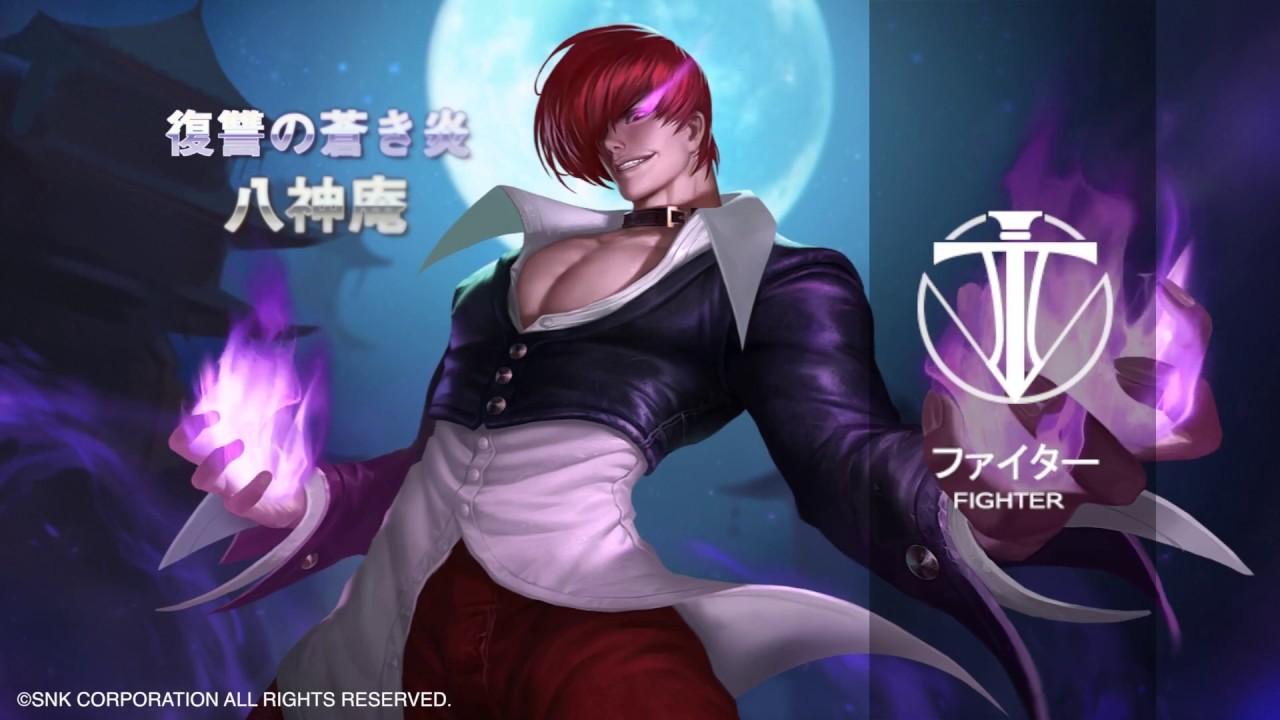 『War Song(ウォーソング)』ヒーロー攻略動画:復讐の蒼き炎八神庵