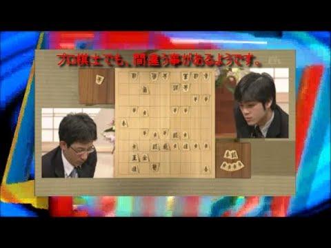 【爆笑動画】将棋界爆笑ハプニングまとめ プロ棋士の爆笑ハプニングの連続!
