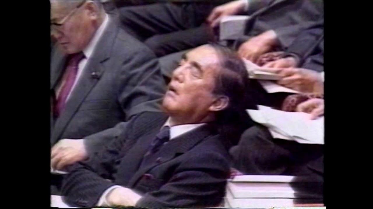 衝撃スペシャル ワイドショー100大スクープ(1993年)「国会珍プレー!? その他【閲覧注意】」