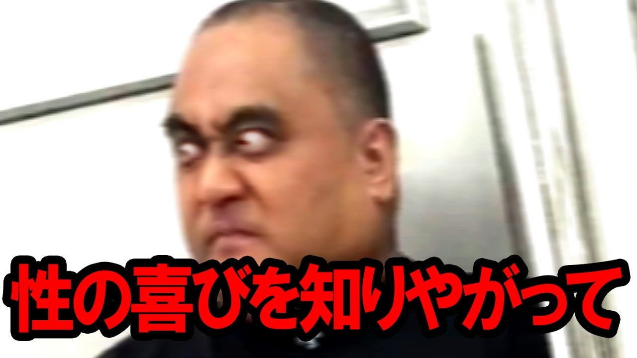 【字幕】電車でおじさんが「性の喜びを知りやがって」と激怒