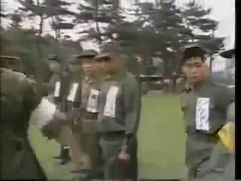 【放送事故】現役暴走族が軍人にボコボコにされる