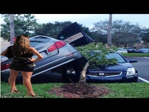 爆笑 – 面白 – 駐車場が失敗すると、女性の事故の駐車場に失敗し、面白い事故の女の子のコンパイル2016
