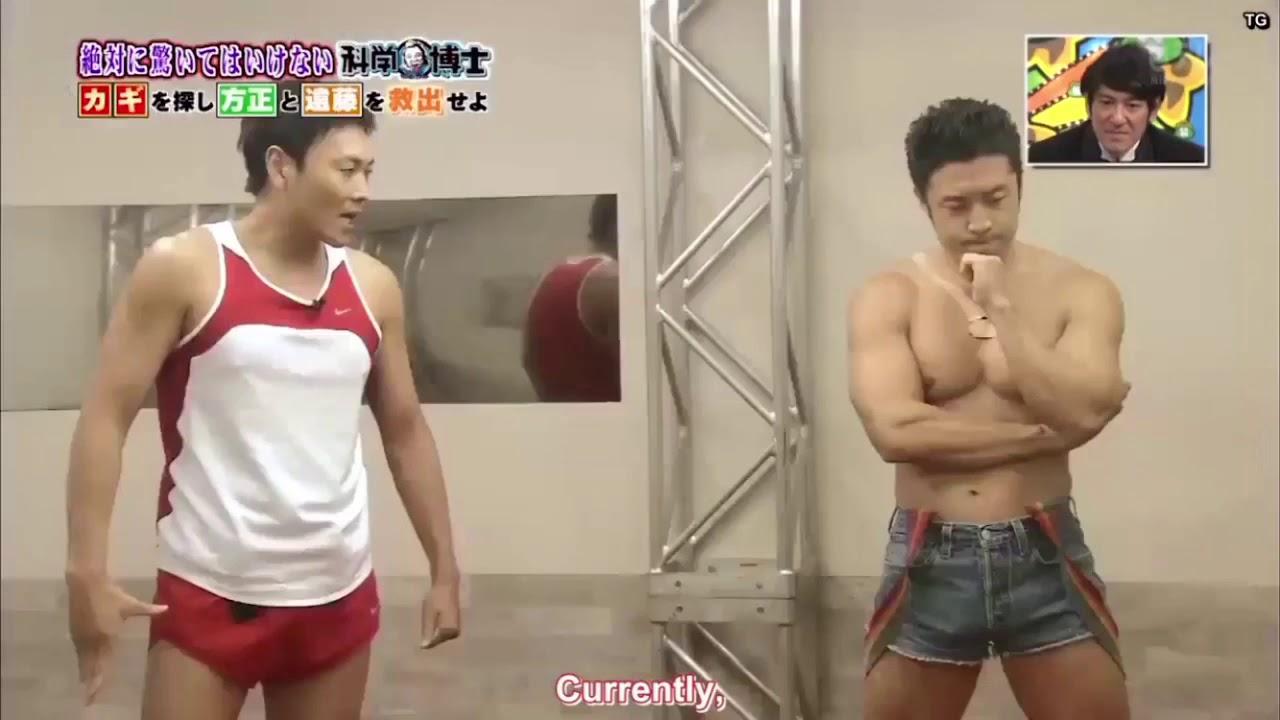 松本さんの筋肉に関する凄さがわかる動画。