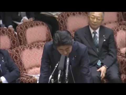 山本太郎フルボッコ!安倍首相ガチギレ!岸 信介を売国奴と呼び国会炎上!