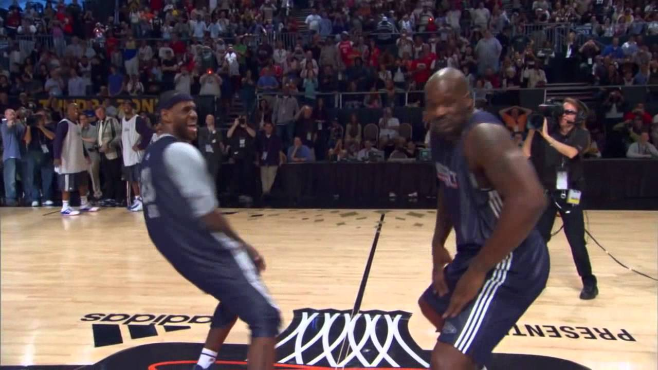 NBA 面白ハプニング集