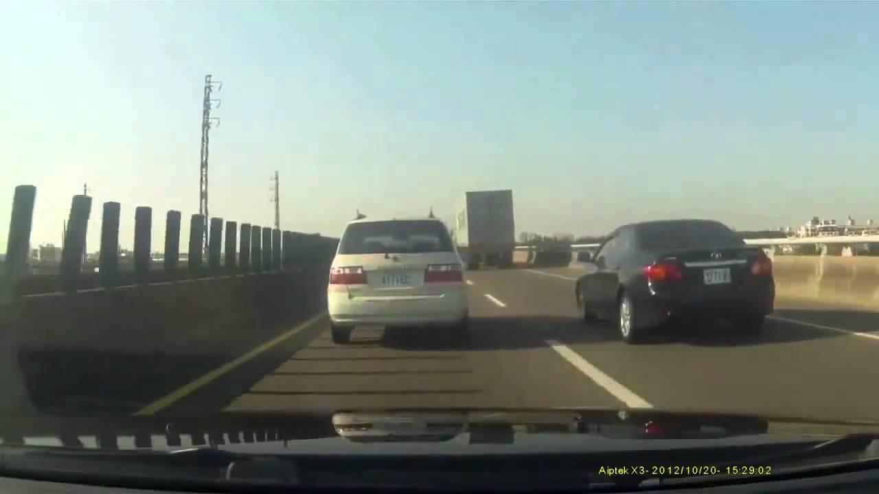 回避不能の事故。これは酷い。ドライブレコーダー。Car Crash  HD