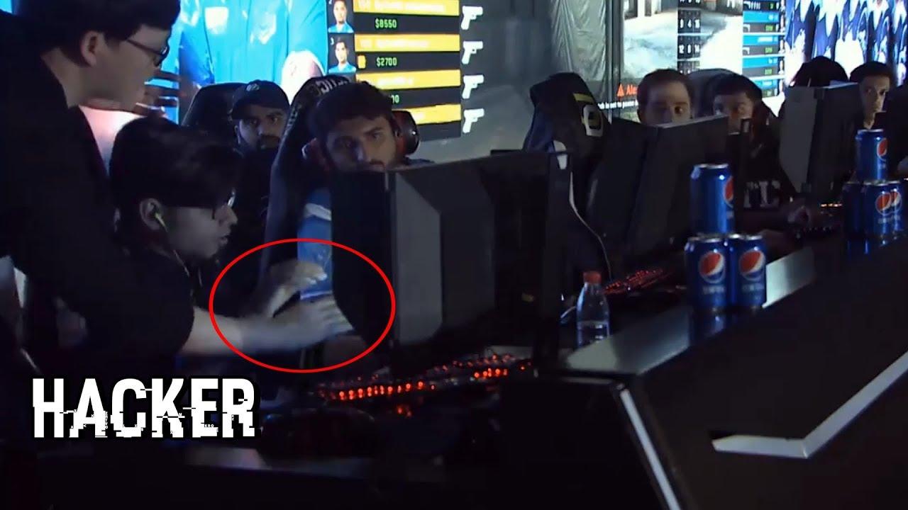 CSGO Forsaken Caught Cheating OFFICIAL VIDEO