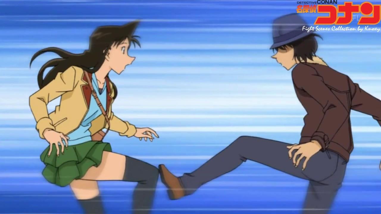 [更新版] 名探偵コナン – 格闘シーン全集 PART2 [Detective Conan – All Martial Arts Scenes]