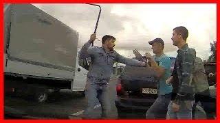 【ドラレコ】ロシアのイカれたDQN達を捕らえた映像集 【基地外】