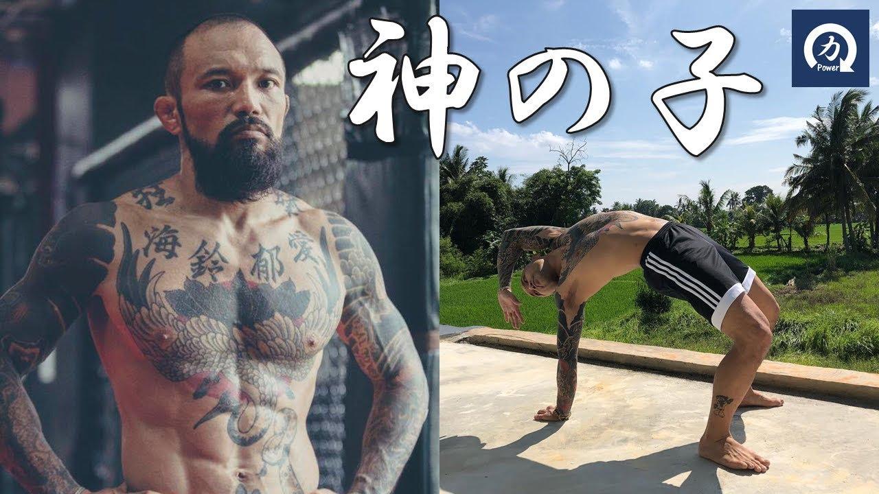 """【神の子】山本""""KID""""徳郁のトレーニング"""