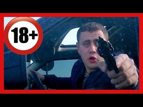 【ドラレコ喧嘩】ロシア人マジギレ!路上でガチ喧嘩!おそロシア【ドライブレコーダー】