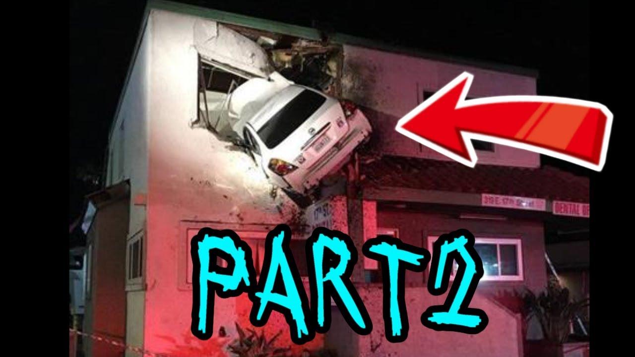 (再up)【ドラレコ】世界の交通重大事故集2 World Car Crashes 2018 Ep.2