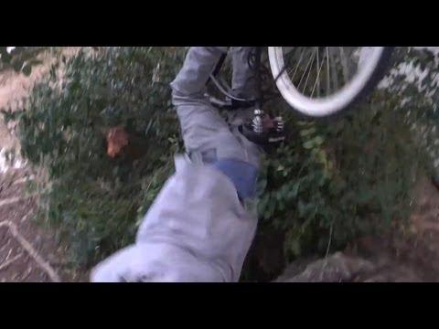 放置自転車を盗もうとした人達にビリビリのイタズラ! 結果こうなりましたw【海外ドッキリ&ハプニング集】