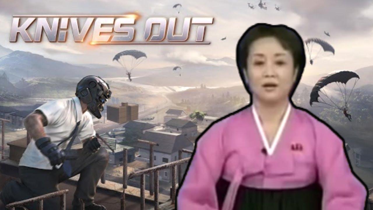 【荒野行動】北朝鮮のアナウンサーがプレイ