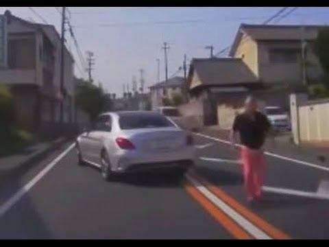 【日本ドラレコ】トラブル 車からヤクザが降りてきたw【喧嘩】