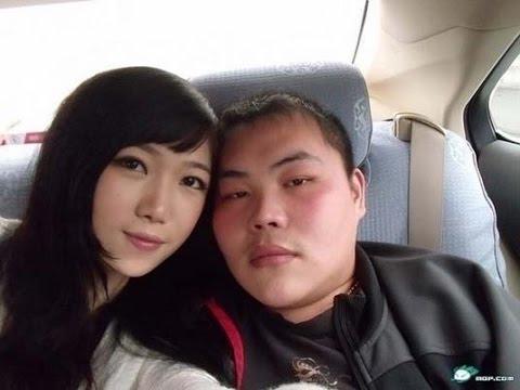 不細工男子&美人女子カップル画像集wなんか自信が出るw