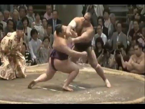 大相撲珍プレー&好プレー集まとめ