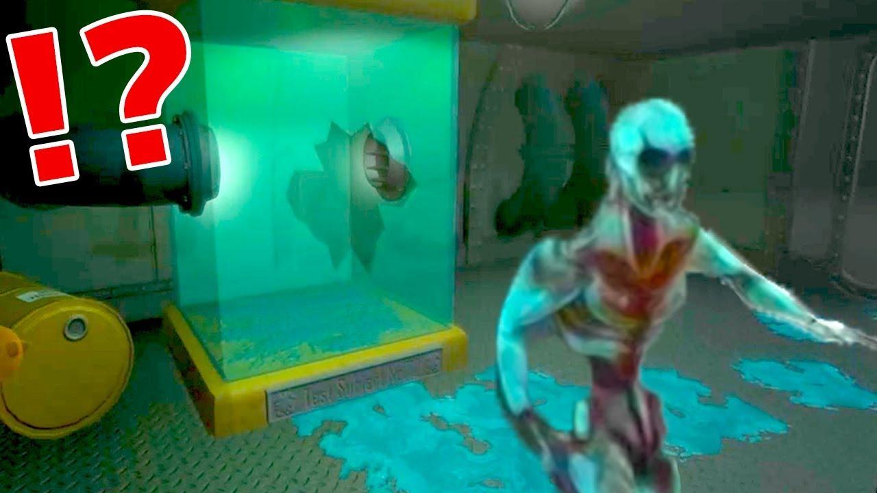 ホラーゲーム // トラブルが起きた潜水艦内で大絶叫しました(酸素なし)
