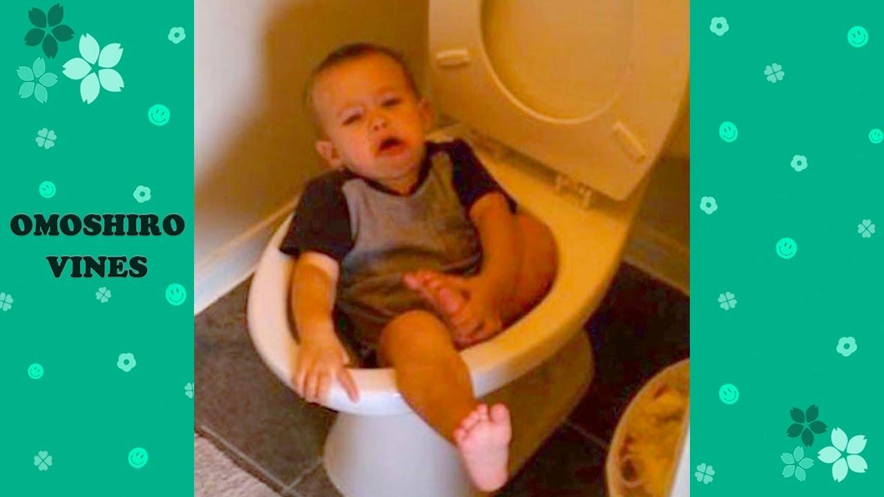 【爆笑】子供・赤ちゃんのおもしろかわいいハプニング・失敗動画まとめ! #6