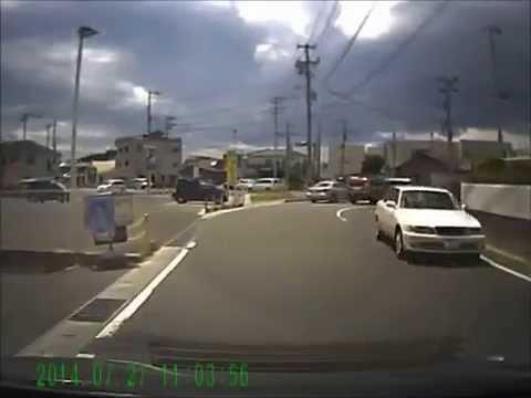 許すな!警察言いがかり ドライブレコーダー