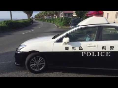 2014/6/8 『奄美警察24時』悪質な!取締り!!