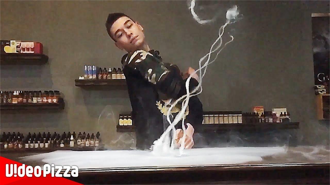 【凄技】巨大竜巻を作り出す!?ベイプトリック映像まとめ【Video Pizza】