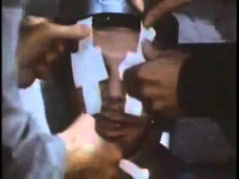 【衝撃】電気椅子による死刑執行映像!!! その2 アメリカ