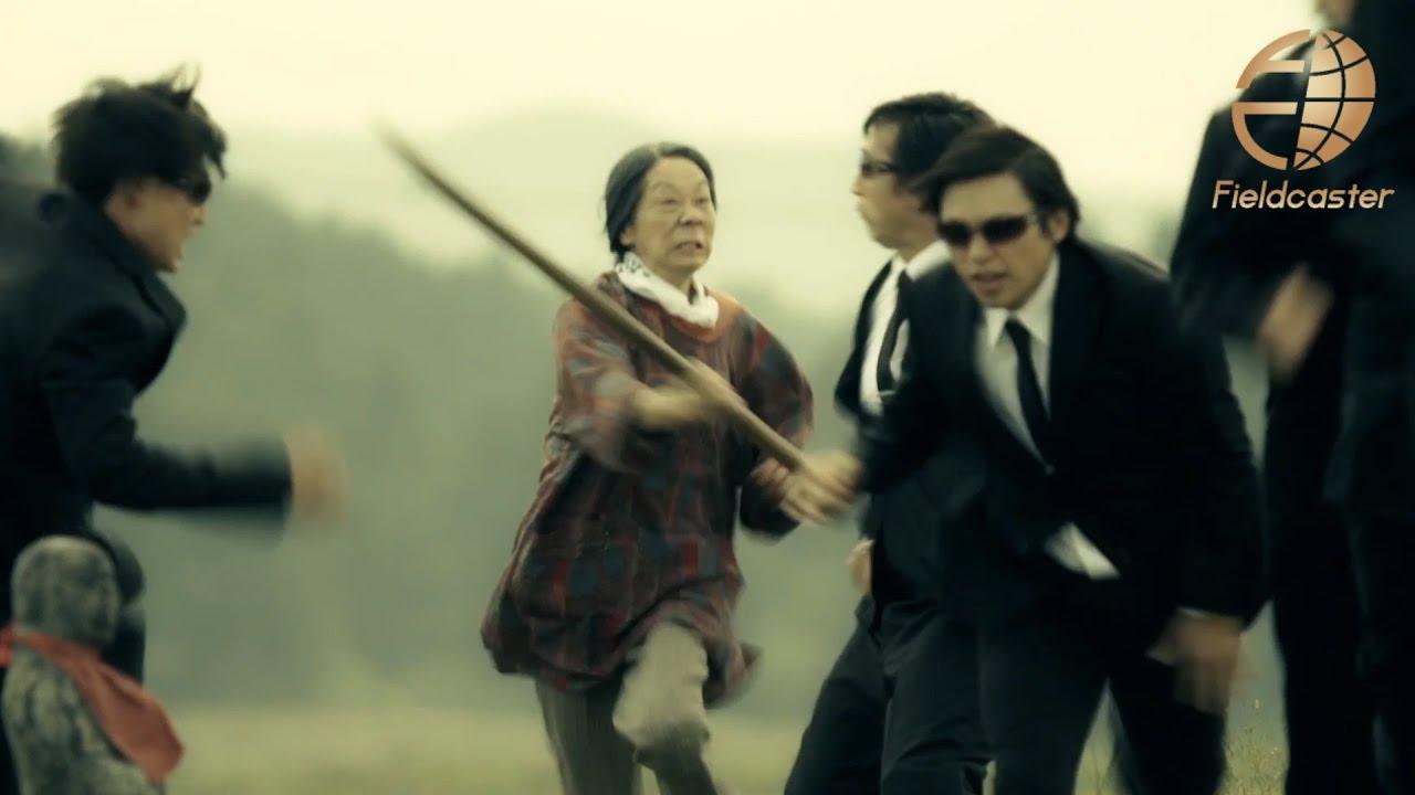 最強のお婆ちゃんがブチギレて敵をなぎ倒す爽快アクションムービー!「Go! Hatto 登米無双」ディレクターズカット版