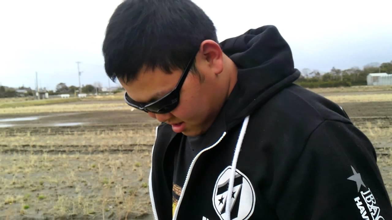 突撃隊隊長によるアクションシーン3-2