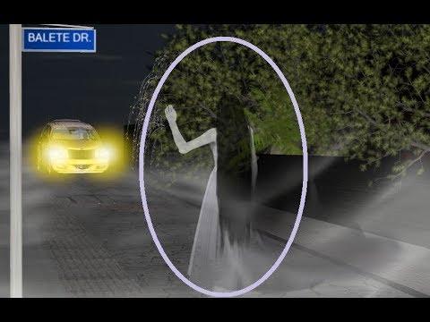 """監視カメラに映った本物の 幽霊 映像 Part 69 """" The Boy Is Attacked by Real Ghost on Camera """""""