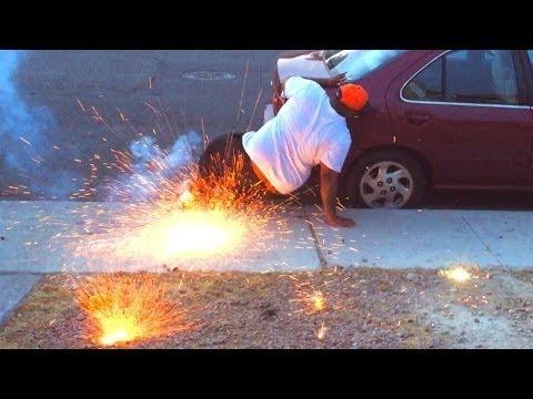 笑える – 面白 – 面白いビデオ – 花火はコンパイルに失敗する –  funny vines 2016  –