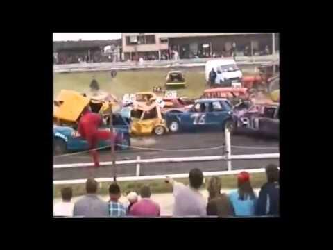 【マジキチ!!!】 危険レース・自動車破壊 【超危険!!!】クラッシュ地獄
