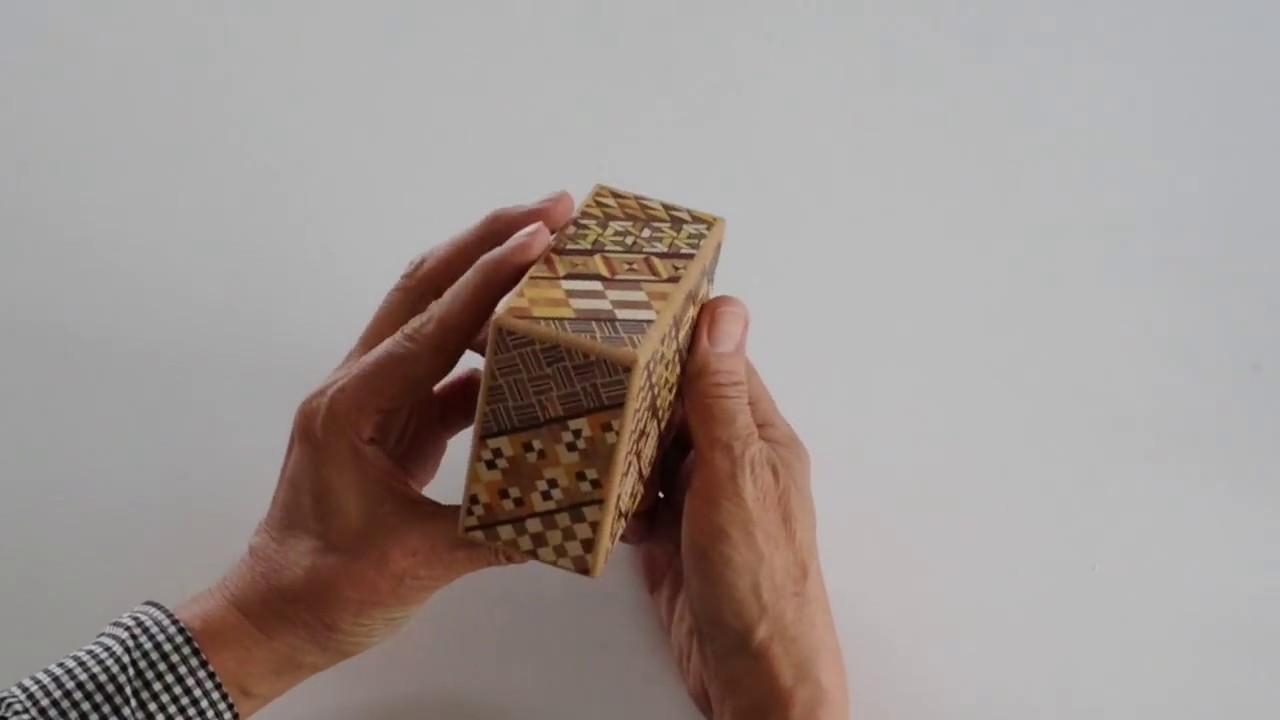 凄い仕掛けの秘密箱 (ネタバレ)