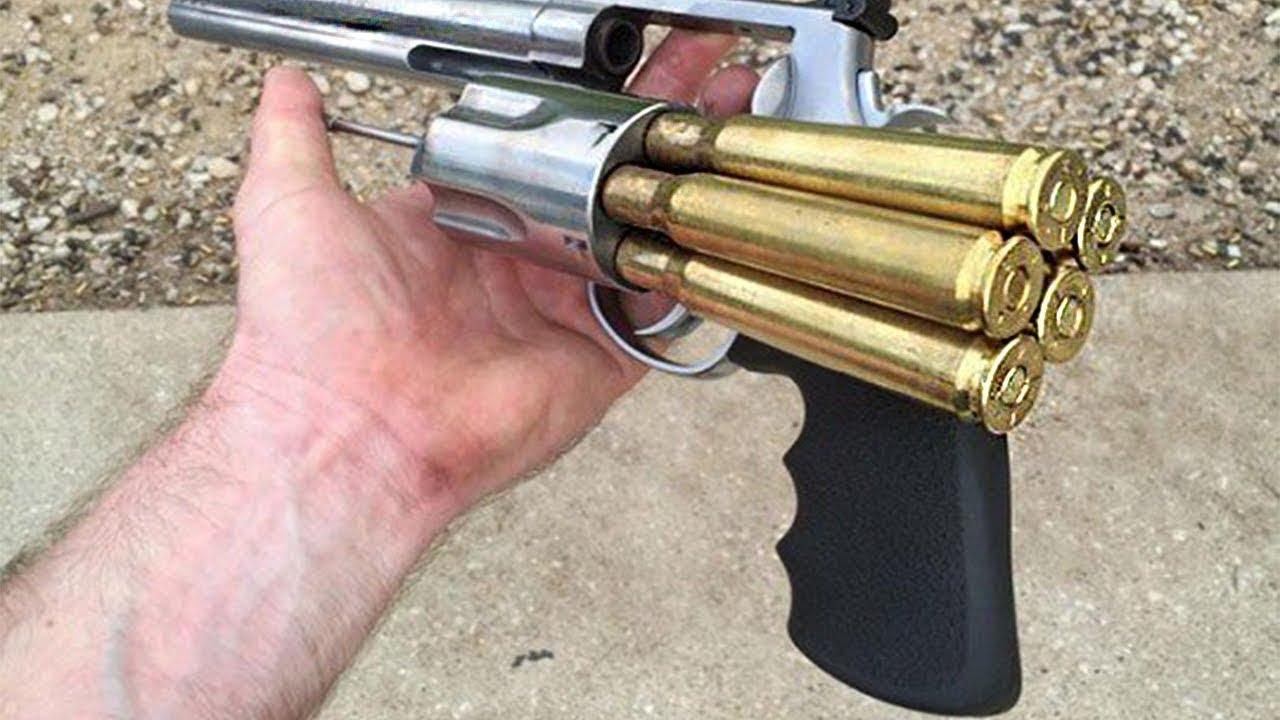地球史上最も強力で危険な銃7選