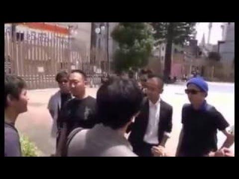 【閲覧注意】喧嘩・神回・ブチギレ・キチガイ・ヤクザ・衝撃映像 その1