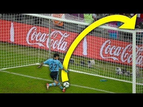 【サッカー】そのシュート、外すほうが逆に難しくない??笑