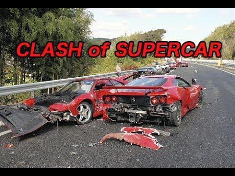 [閲覧注意] 車がクラッシュする瞬間が衝撃的過ぎる件 CAR CRASHES MOMENT